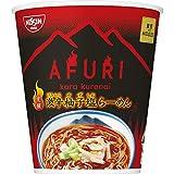 日清 東京 Noodles AFURI 覚醒 激辛柚子塩 らーめん 93g ×12個