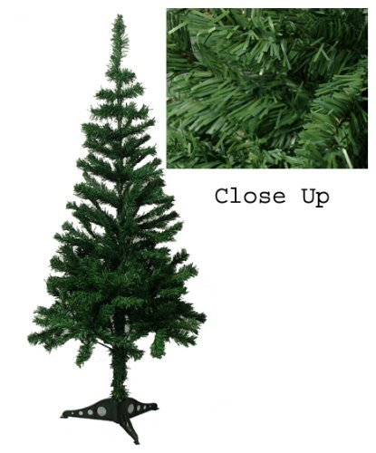 4' Charlie Pine Artificial Christmas Tree - Unlit (Renewed)