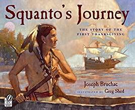 Squanto's Journey: The Story of the First Thanksgiving