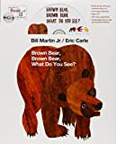 Brown Bear Book, Brown Bear, What Do You See? (Brown Bear and Friends)