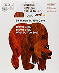 Brown bear what do you see ?