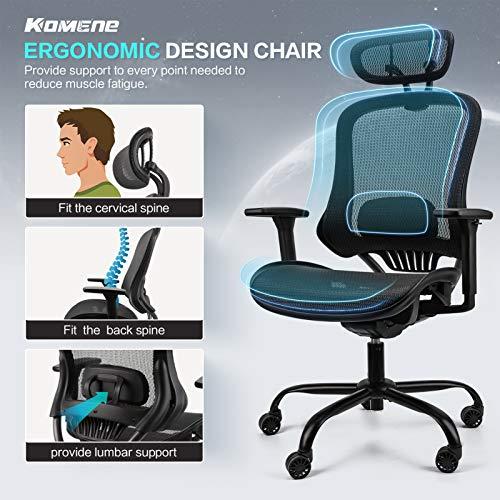 Komene Ergonomic Office Chair Review