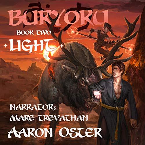 Light audiobook cover art