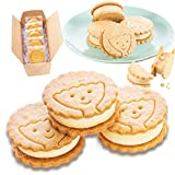 【Patico】スイーツ ギフト クッキー チーズケーキサンド(プレーン) 5個入り お菓子 クッキーサンド チーズケーキ 内祝い お返し 手土産 お取り寄せ バレンタイン ホワイトデー