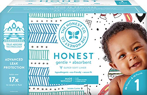 Our #6 Pick is the The Honest Company Diapers