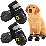 Best Dog Shoes - LLNstore Dog Shoes Dog Boots Rain Boots Review