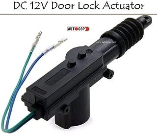 AUTO GEAR ABS Plastic Auto Cop Actuator Motor (Black, aa20)