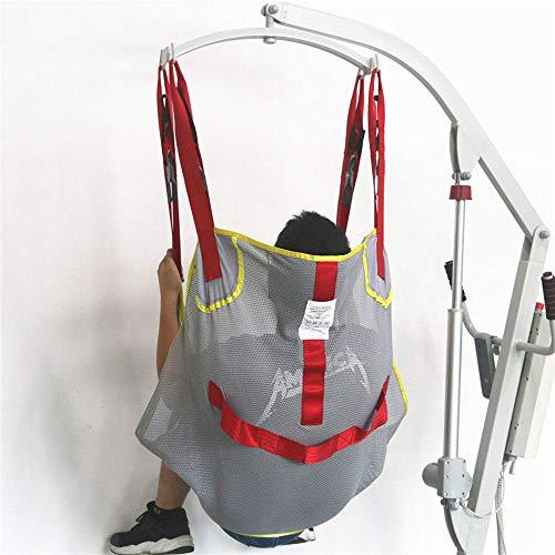 511p RswJkL - QBWASY Cinturón de Transferencia médica de elevación,Paciente Cinturón De Transferencia para Bariátrico, Enfermería,Anciano, Discapacitado, Cuerpo Completo Y Postrado En Cama