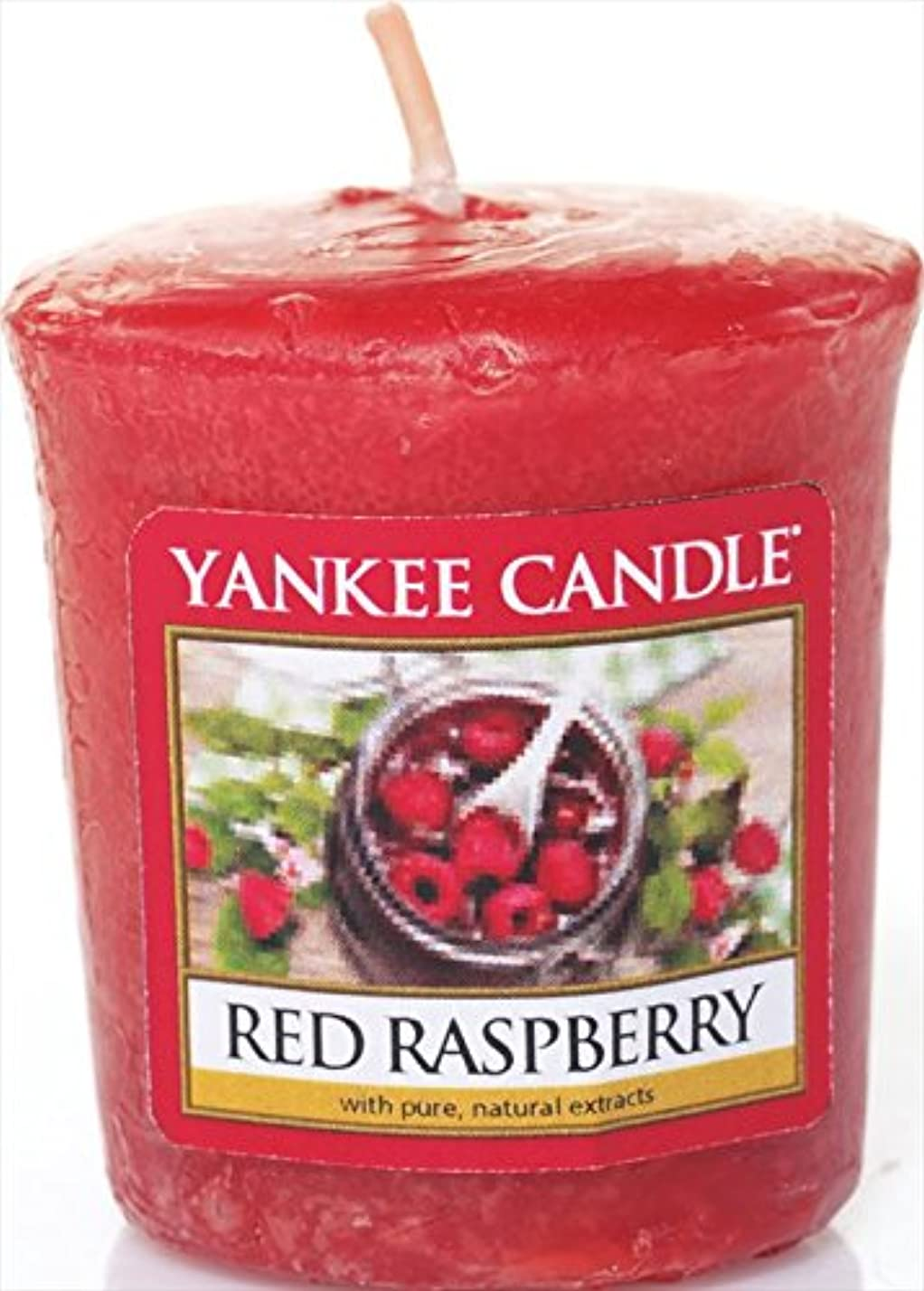 空いている上陸簡略化するヤンキーキャンドル( YANKEE CANDLE ) YANKEE CANDLEサンプラー 「 レッドラズベリー 」