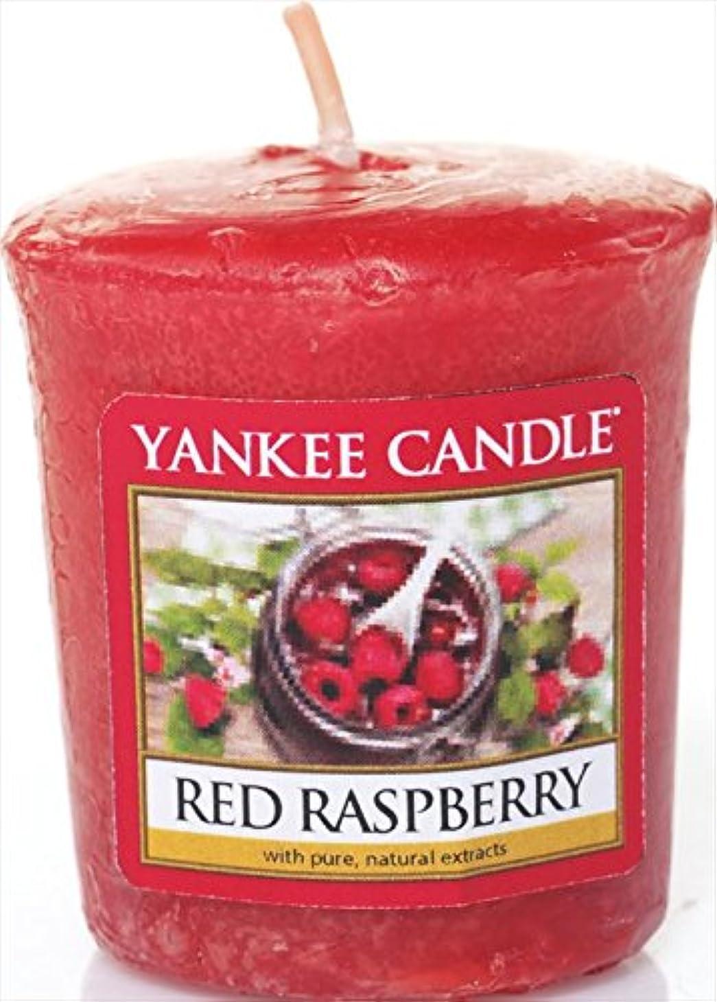 平和クリーム仕様ヤンキーキャンドル( YANKEE CANDLE ) YANKEE CANDLEサンプラー 「 レッドラズベリー 」