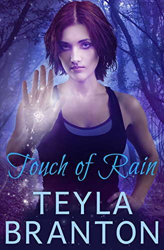 Touch of Rain: An Autumn Rain Mystery (Imprints Book 1) (English Edition)