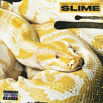 Slime (feat. Mp el Juvenil & Diel Paris)