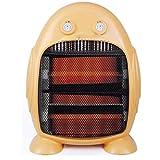 zxb-shop Calefactor Eléctrico Estufa pequeña Sun Calentador Hogar Calentador eléctrico de Ahorro de energía eléctrica Grill Escritorio de Oficina de calefacción eléctrica Ventilador Calefactor