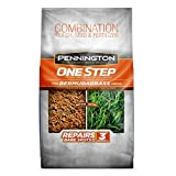 Pennington One Step Complete Bare Spot Repair Grass Seed Mix For Bermudagrass Areas, 8.3 lb