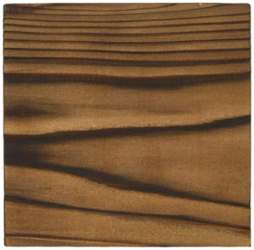 イシガキ産業 焼杉 角敷板 11cm 天然木 中国 QSKA11