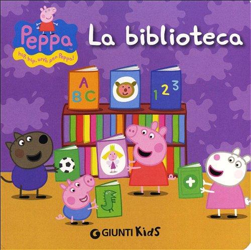 La biblioteca. Peppa Pig. Hip hip urrà per Peppa!