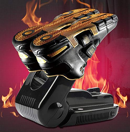 WLWLEO koken schoenen drogen anti-transpirant laarzen opvouwbare schoenen draagbaar Dryer handschoenen