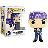 Funko Pop Television : The Office - Prison Mike (Exclusive) 3.75inch Vinyl Gift for TV Fans SuperCol...