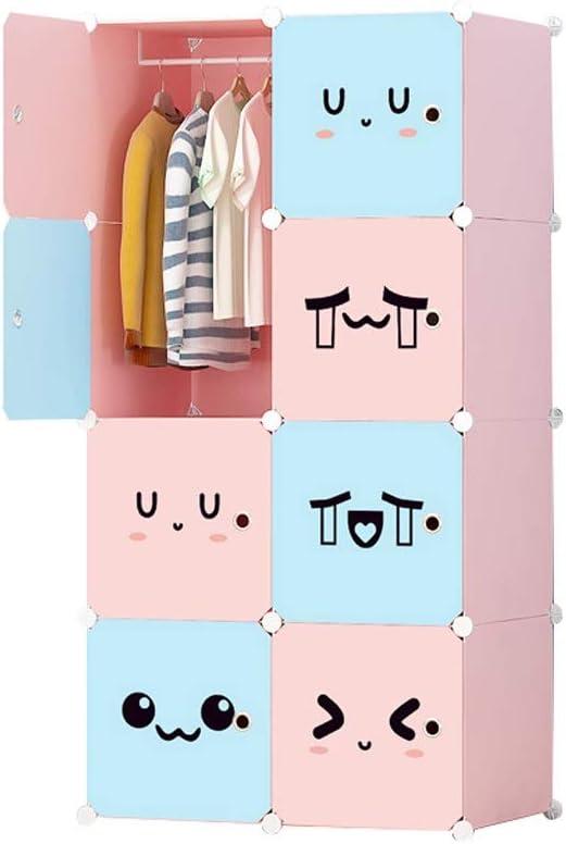 Max 44% OFF ZZF Combination 5% OFF Wardrobe Cute Expressio Children's