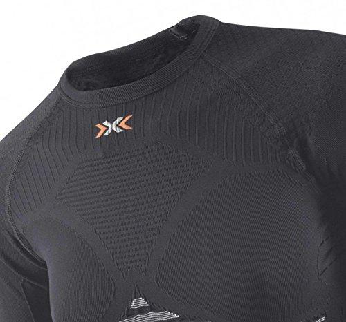 Cycling Jerseys X-Bionic Funktionsbekleidung Lady Energizer Mk2 Uw Shirt Lg Sl Functional Clothing