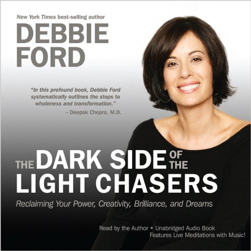 The Dark Side of the Light Chasers audiobook cover art