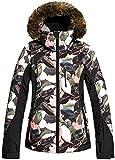 Roxy Jet Ski Premium Snow Jacket Living Coral...