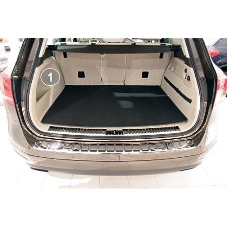 Tuning Art 2800 Kofferraummatte 3 Teilig Rückbankschutz Ladekantenschutz Auto