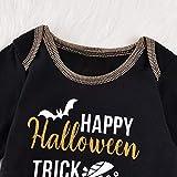 Immagine 1 3 pz neonato bambino halloween