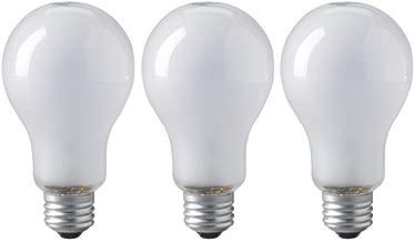 Eiko ECA Photoflood Lamp 250W 120V 3200K - Pack of 3 Bulbs