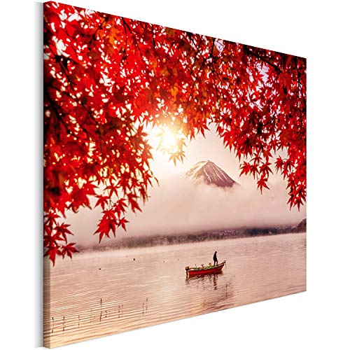 Revolio 80x60 cm Impression sur Toile Murale Tableau Art...