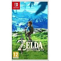 The Legenda of Zelda: Breath of the Wild (Ws)