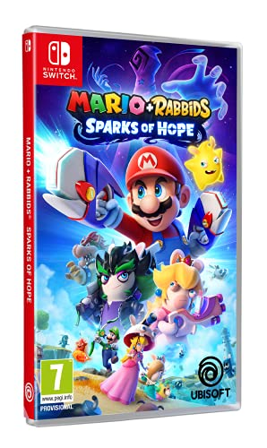 MARIO + RABBIDS SPARKS OF HOPE SWITCH