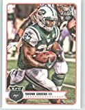 2012 Topps Magic Football Card #216 Shonn Greene