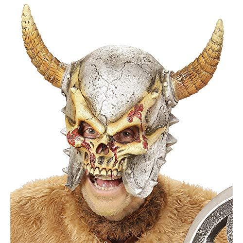 Widmann - Maske Wikinger mit Hörnern