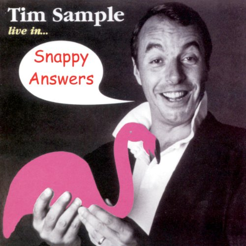 Snappy Answers! audiobook cover art