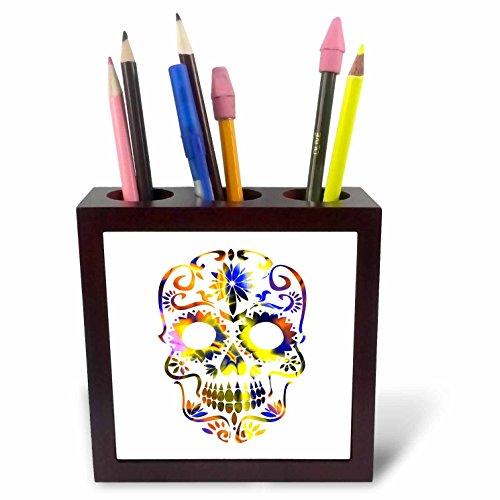 3dRose Ph_254410_1 Elektriker is My Passion gloeilamp spreuk Trendy Work - tegelstifthouder 12,7 cm