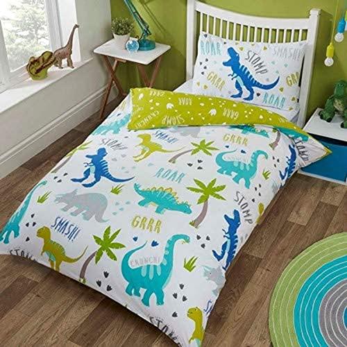Rapport Roarsome Parure de lit Simple Multicolore