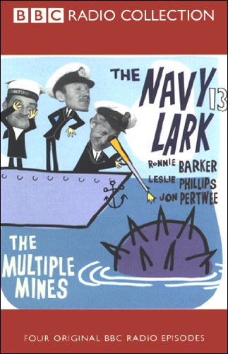 Couverture de The Navy Lark, Volume 13