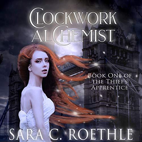 Clockwork Alchemist cover art