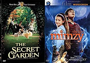 Epic Fantasy Adventure/ Stories Of Love Hope + Magic: The Secret Garden & The Last Mimzy DVD kids fun 2 pack