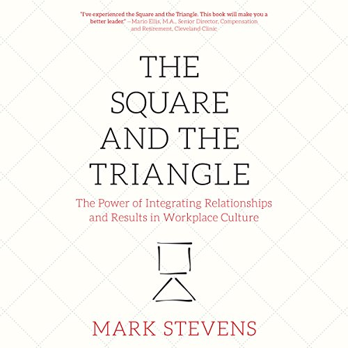 The Square and the Triangle audiobook cover art