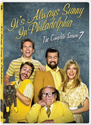 It's Always Sunny in Philadelphia: The Complete Season 7 by Charlie...