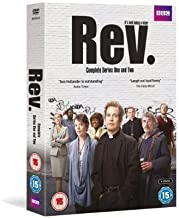 Rev - Complete Series One and Two [UK import, region 2 PAL format] by Tom Hollander