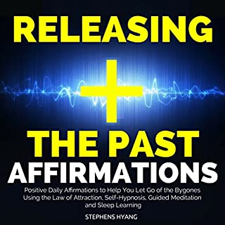Releasing the Past Affirmations cover art