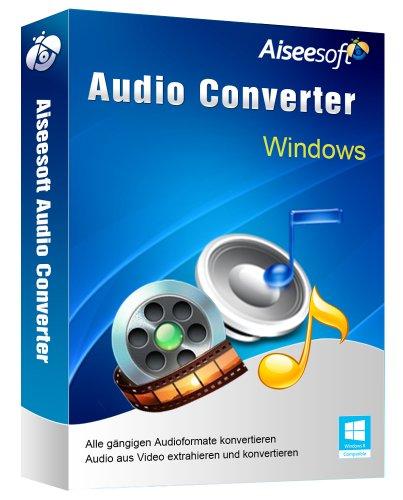 Audio Converter Win Vollversion (Product Keycard ohne Datenträger)