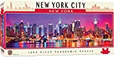 MasterPieces American Vistas Panoramic New York Puzzle (1000 Piece)