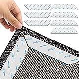 HOHAOO - Pinzas para alfombra anticurling, pinzas para alfombras...