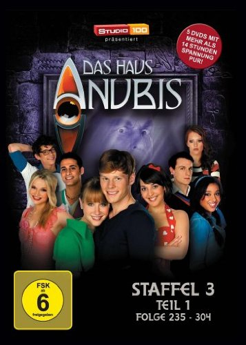 Staffel 3.1, Episoden 235-304 (5 DVDs)