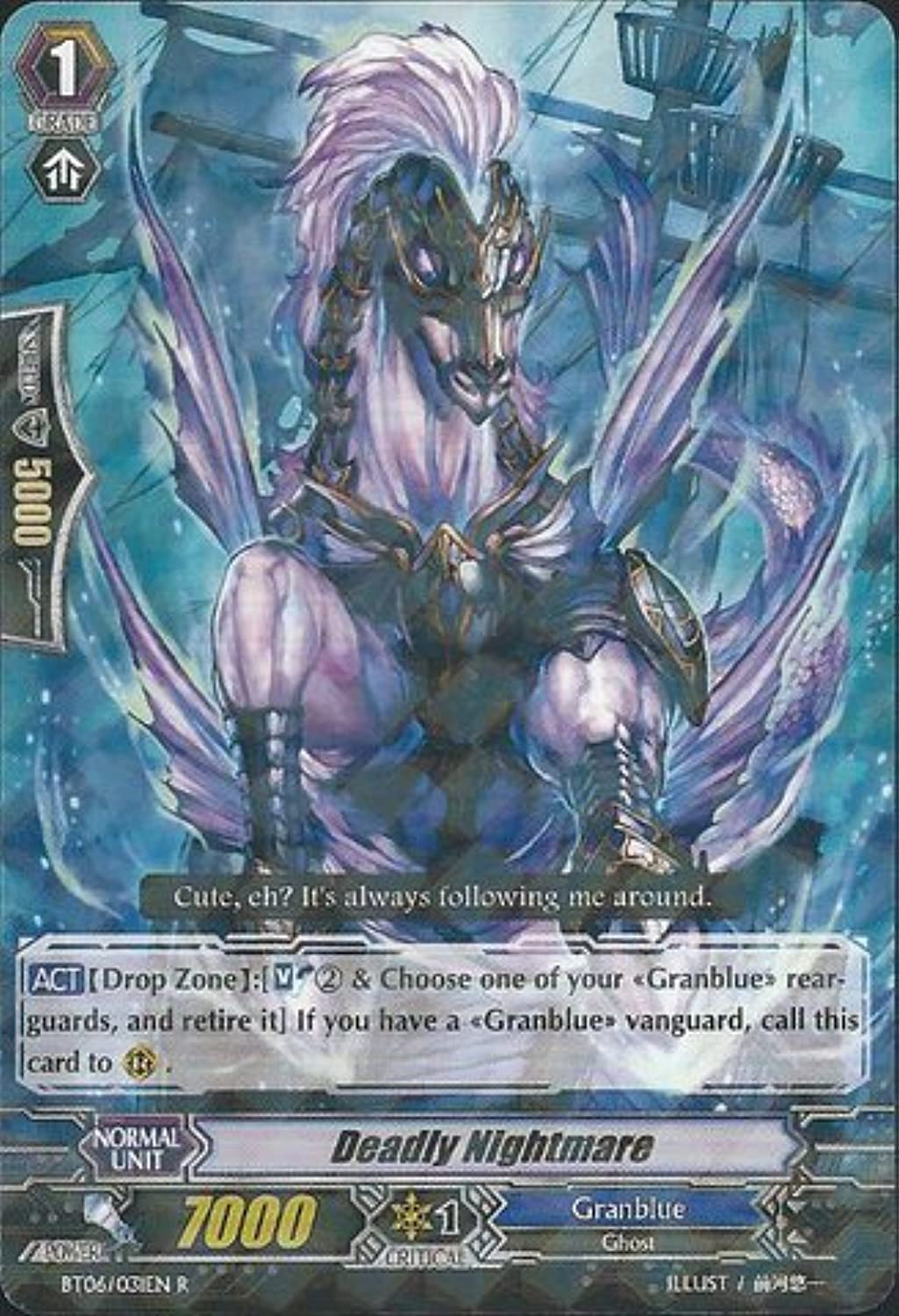 Cardfight   Vanguard TCG - Deadly Nightmare (BT06 031EN) - Breaker of Limits by Cardfight   Vanguard TCG
