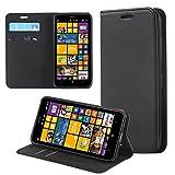 ECENCE Nokia Lumia 630/630 Dual SIM / 635 Housse Wallet Portefeuille Case Cover...